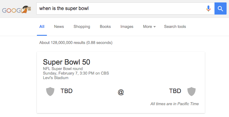 when is the super bowl
