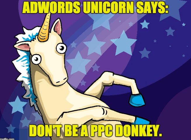 adwords unicorn