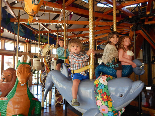 Carousel of Happiness - Nederland, Colorado