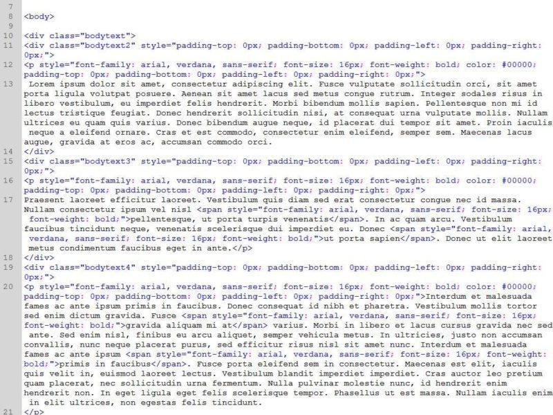 Code Example 1