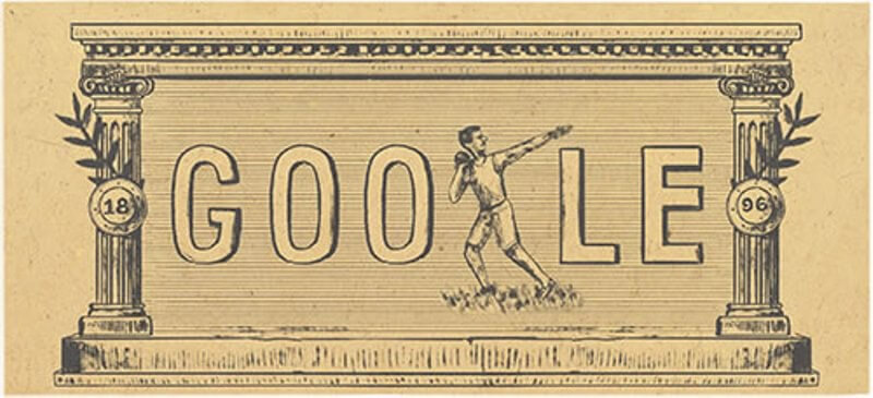 Google Doodle Olympic4