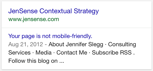 google-your-page-not-mobile-friendly