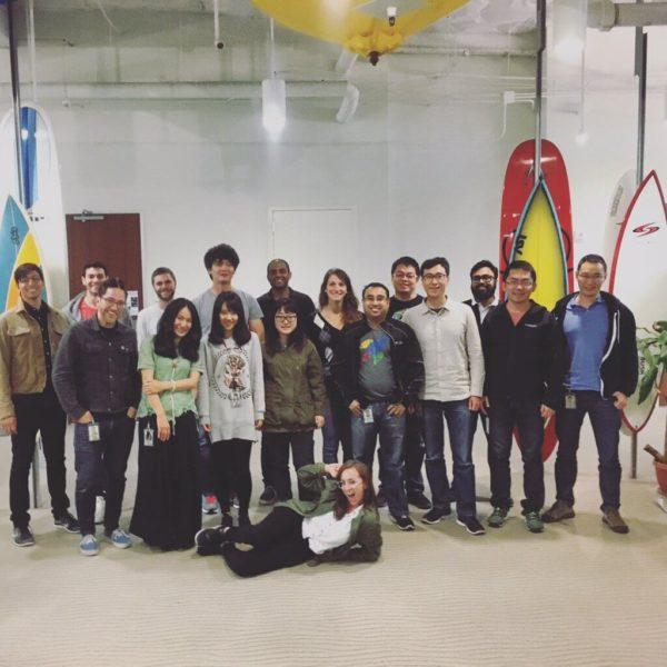 Gboard team photo