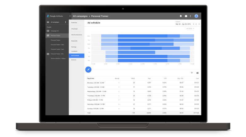 adwords redesign live demo may 24 2016