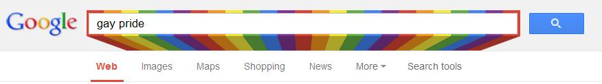 Google-gay-search-bar