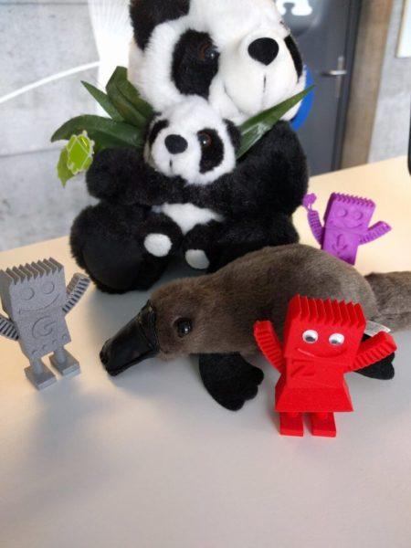 platypus toy