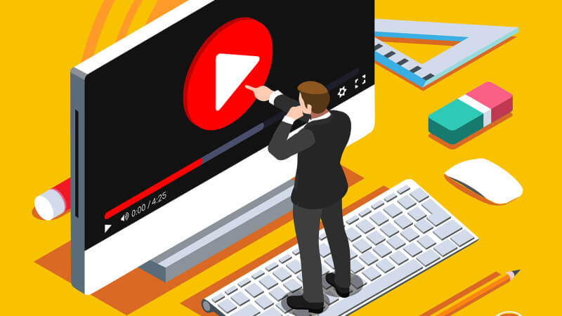 video-viewing-play-button-production-laptop-ss-1920-800x450 Report shows YouTube and Google video ranking algorithms differ widely