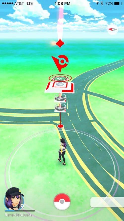 Pokemon Go Gym SEO
