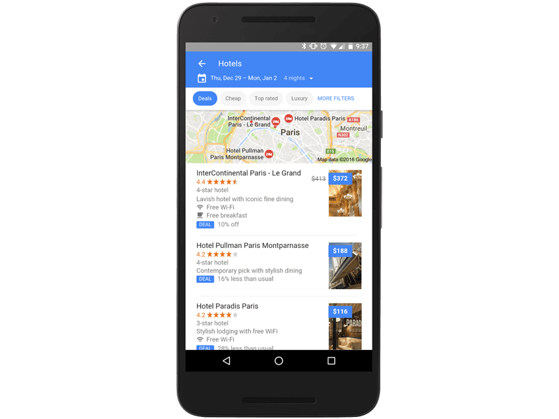 google-flights-hotel-updates