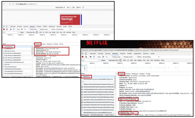 HTTP Headers Validation