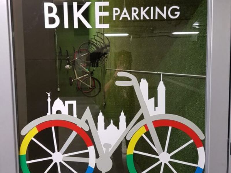 google-indoor-bike-parking