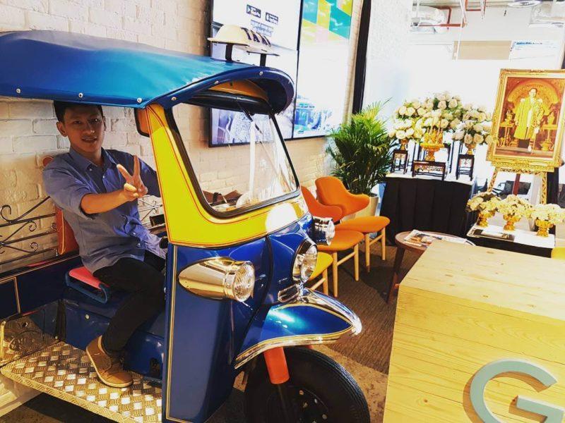 google-rickshaw