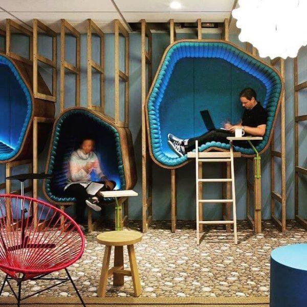 google-office-walls