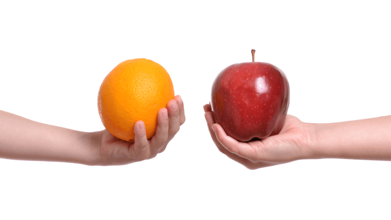 How to compare paid search and organic search without sounding foolish 4