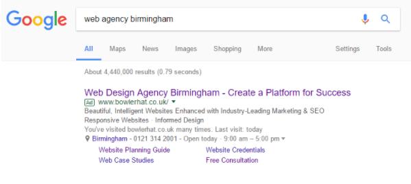 web agency birmingham