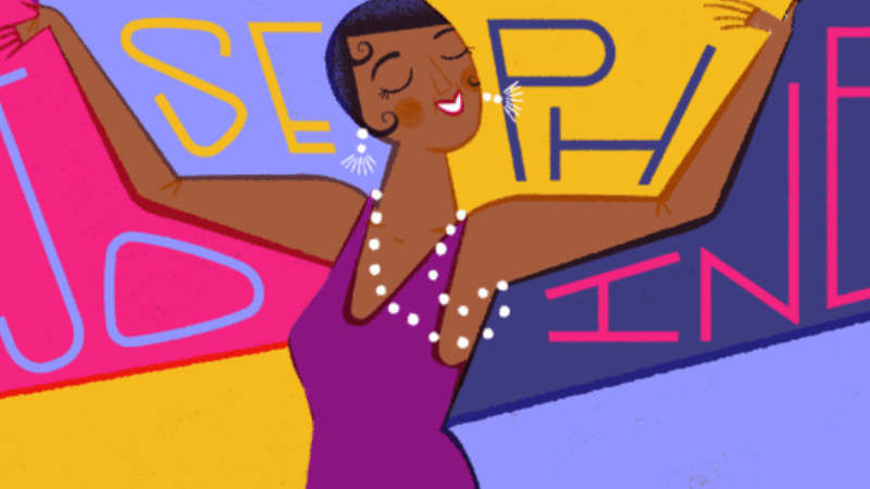 Josephine Baker Google Doodle honors Jazz Age icon & highlights her civil rights work