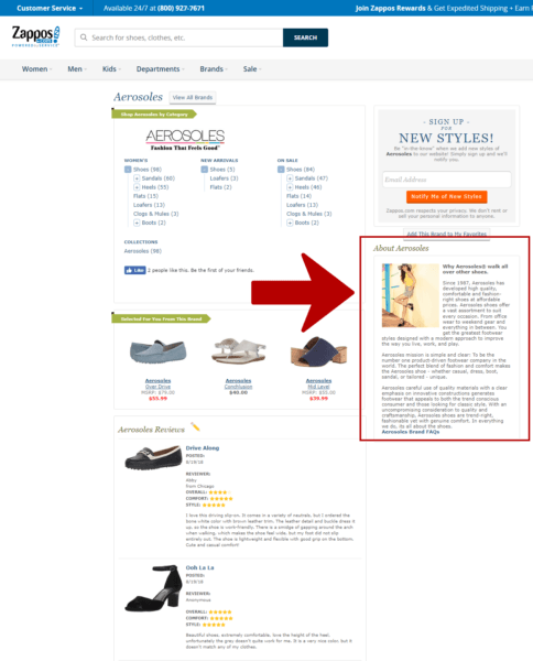 Bills3-484x600 How e-commerce can compete for informational queries by optimizing for intent