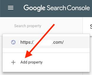 GSC Add Property