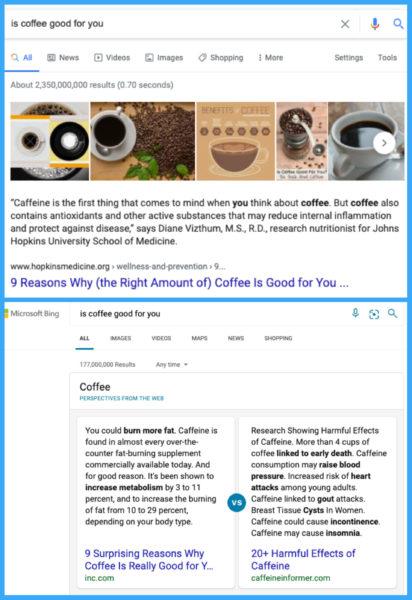Google_bing_answers_comparison