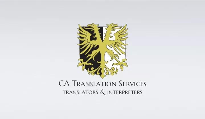 CA Translation Services logo refresh