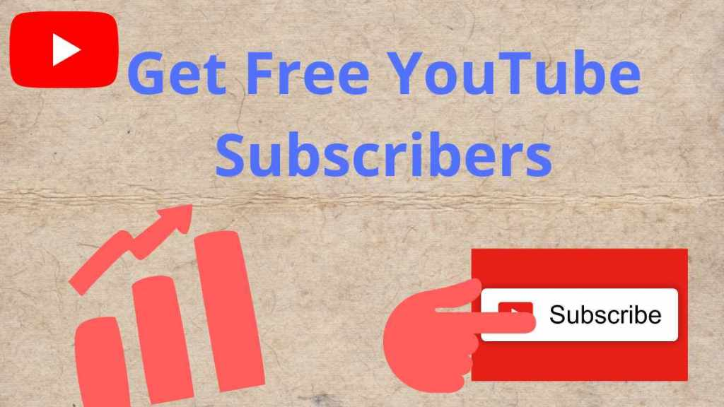 Free YouTube Subscribers websites