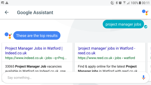 Allo job listings