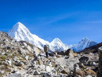 Lobuche-sherpa