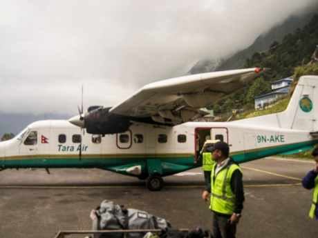 Come arrivare all'Everest Base Camp da Kathmandu