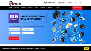 Gnomeitsolutions | Virtual Private Server(VPS) | Hosting