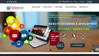 Synapsecube > IT Business Solutions   Online Web Services