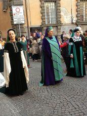 The women of Orvieto