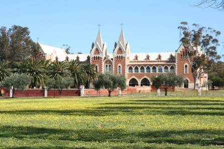 New Norcia, north east of Perth