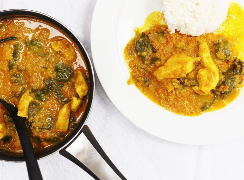 Jamie Oliver's Favourite Chicken Curry