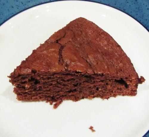 Nutella cake slice (500x458)