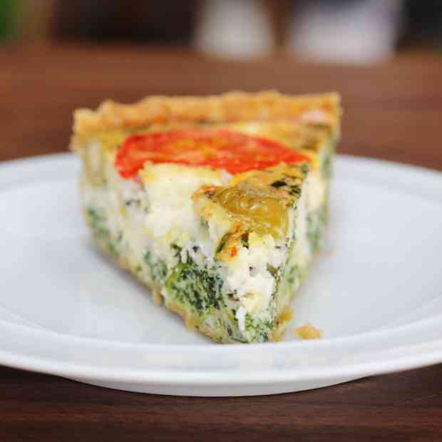 Greek Quiche