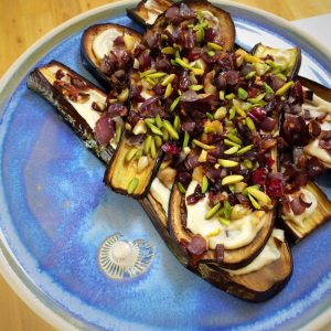 perfectly-cooked-aubergines