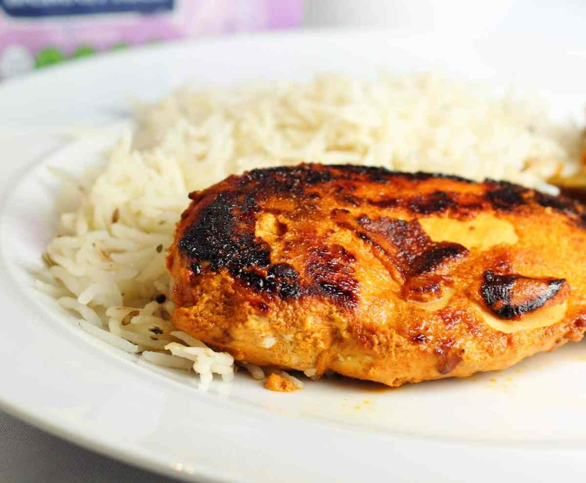 Chicken Tikka: Best Homemade Indian Chicken Marinade