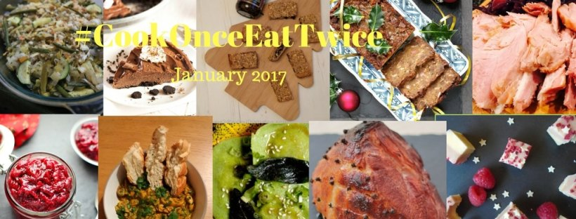 Cook Once Eat Twice January