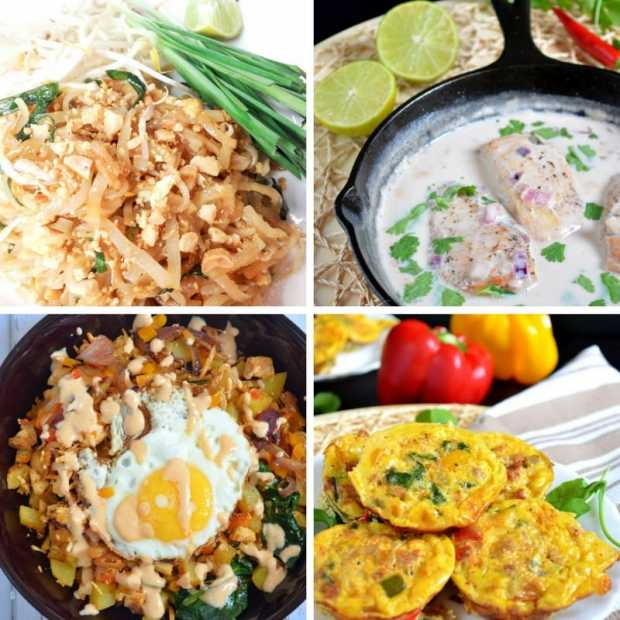 Cook Once Eat Twice May 2017