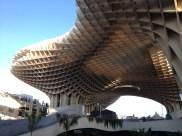 """Setas"" in Seville"