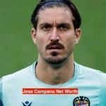 Jose Campana Net Worth