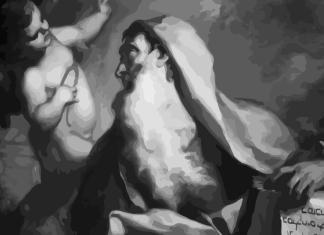 Antonio Balestra | Prophet Isaiah