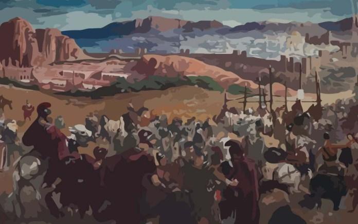Jerusalem 400 B.C.