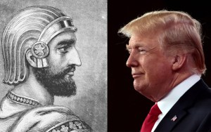 The Trump Prophecy and Cyrus