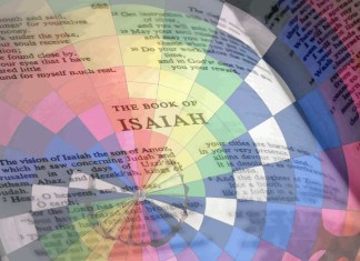 The Secret To Understanding Colors In Isaiah Is Revealed