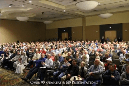 The 21st International Book of Mormon Evidence Conference boasted 90 speakers with 160 presentations over three days