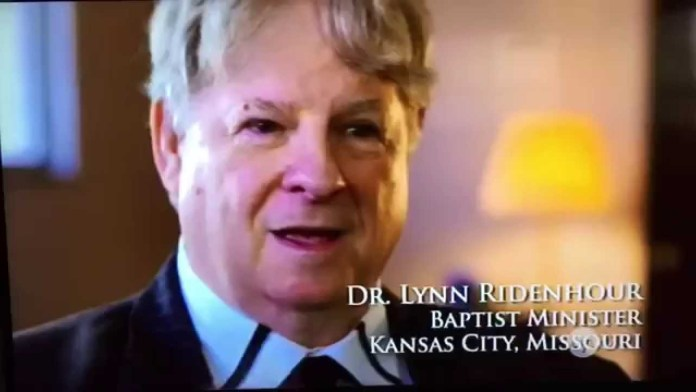 Dr. Lynn Ridenhour, a Baptist Minister from Kansas City, Missouri, may have a few things to teach, and quote, from Joseph Smith and the Book of Mormon!