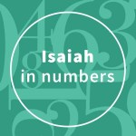 Search Isaiah - Number Symbolism in The Book of Isaiah
