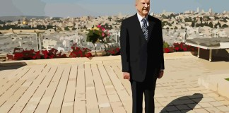Russell M. Nelson—a Living Prophet Visits Jerusalem