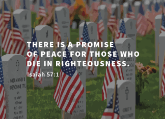 Tomb of the Unknown Soldier Isaiah 57:1